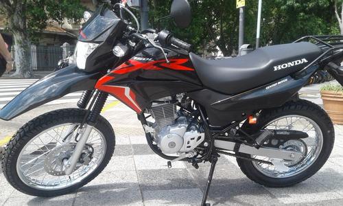 Honda Xr 150 0km Financiada Ahora 12 Y 18 0km Centro Motos