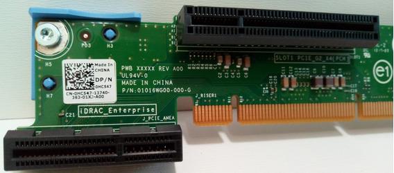 Placa Riser Servidor Dell R320 R420 R420xd Pci-e X4 0hc547