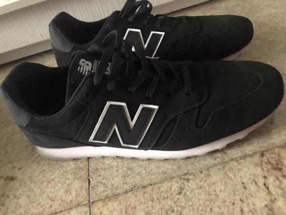 Tênis New Balance Preto
