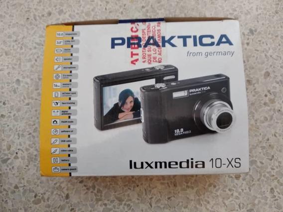 Camara Digital Praktica Luxmedia 10xs Alemana 120vrds