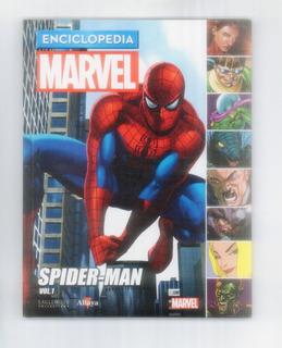 Enciclopedia Marvel Spiderman - Vol. 1 - Altaya