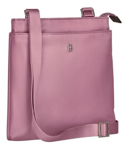 Imagen 1 de 6 de Bolsa Victoria 2.0 Slim Shoulder Bag, Rose Gold Victorinox