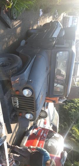 Jeep Ika Camioneta