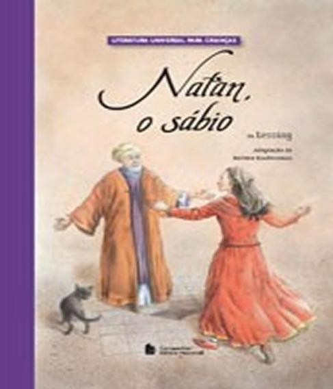 Livro Natan, O Sabio - Literatura Universal Para Criancas
