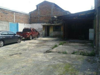 Terreno, Parcialmente Techado Apropiado Para Estacionamiento O Auto Lavado, Col. Modelo Pensil