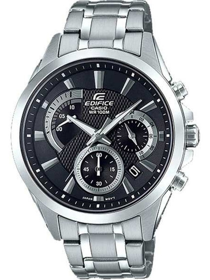 Relógio Casio Edifice Analógico Cronógrafo Efv-580d-1avudf