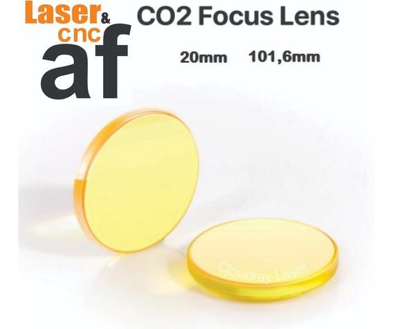 Lente Máquina Laser 20mm 101,6mm