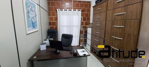 Imagem 1 de 5 de Sala Comercial Com Terraço 10m² - Jd. Dos Camargos - 4601