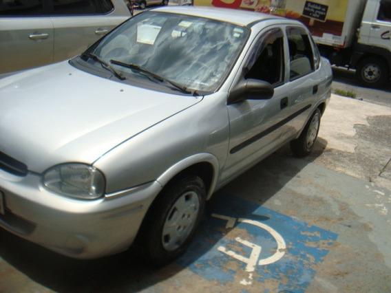 Chevrolet Corsa Sedan 2003 4 Mil De Debito Recibo Em Branco