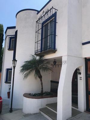 Casa Sola En Renta En Fraccionamiento Real De Tetela En Ahuatlan En Cuernavaca, Morelos