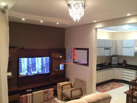 Casa Com 3 Dormitórios À Venda, 120 M² Por R$ 413.000 - Parque Residencial Santa Rosa I - Santa Bárbara D