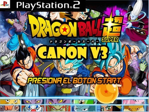 Dragon Ball B.t.3 Canon V3 Ps2