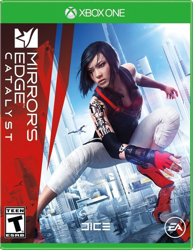 Imagen 1 de 5 de Xbox One Juego Mirror's Edge Catalyst Compatible Xbox One