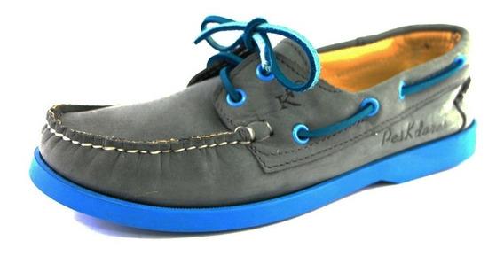 Zapatos Nauticos Mocasines Peskdores Navy Na00034