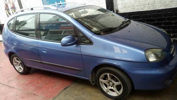 Ocasión Chevrolet Vivant Motor 1600 Azul 5 Puertas
