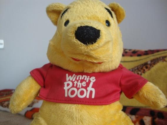 Urso - Winnie The Pooh - Musical Giochi Preziosi