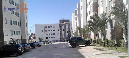 Imagem 1 de 21 de Apartamento Com 2 Dormitórios Para Alugar, 56 M² Por R$ 1.090,00/mês - Jardim Uirá - São José Dos Campos/sp - Ap2802