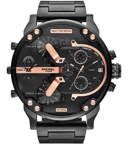 Relógio Masculino Importado Off Diezel Frete Grátis Dz73