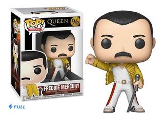Funko Pop! 96 Freddie Mercury Queen -candos Jugueteria