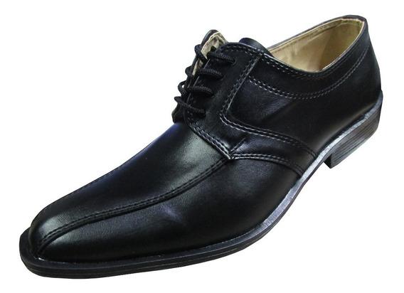 Zapato Vestir De Hombre Cordones 38 Al 45 - Lopez Calzados