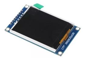 Display Tft 128x160 1.8 Pol Colorido Arduino