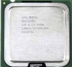 Processador Pentium 4 3.00 Ghz