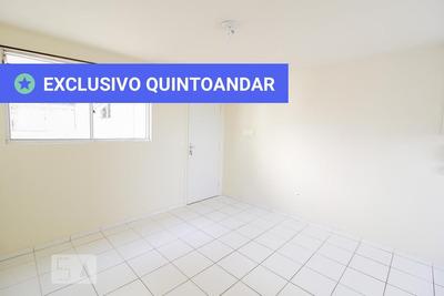 Apartamento No 2º Andar Mobiliado Com 2 Dormitórios E 1 Garagem - Id: 892918853 - 218853