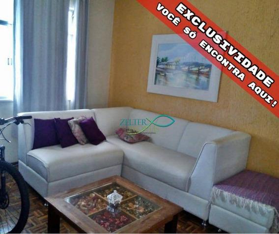 Apartamento Com 2 Dormitórios À Venda, 80 M² Por R$ 260.000,00 - Vista Alegre - Rio De Janeiro/rj - Ap1085