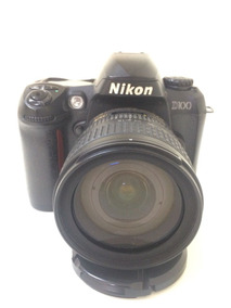 Nikon D100 Com Acessórios