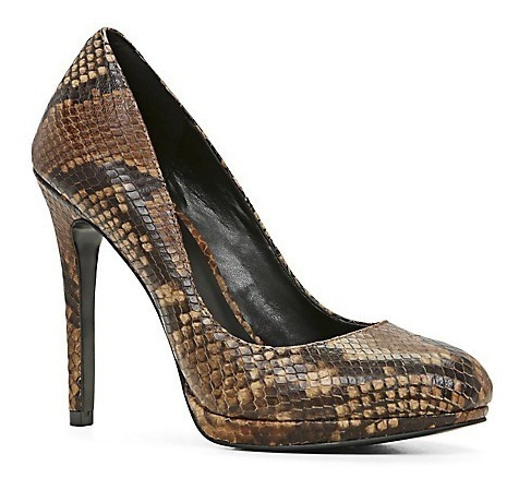 Zapatos Animal Print Marca Aldo Mod Yiari High Heels Talla 4