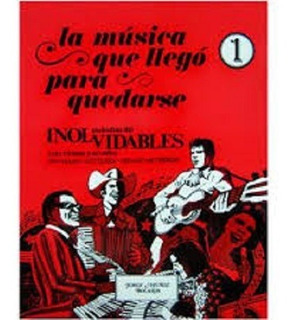 Álbum La Música Que Llego Para Quedarse ,partituras