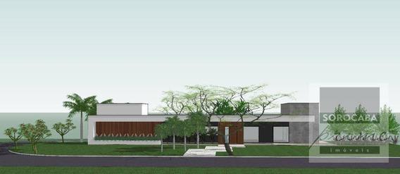 Casa Com 6 Dormitórios À Venda, 700 M² Por R$ 5.200.000 - Condomínio Terras De São José - Itu/sp - Ca0077