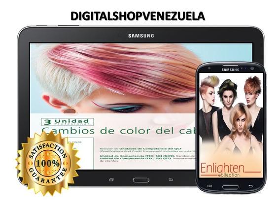 Manual Guia Peluqueria Corte Cabello Y Colorimetria Oferta