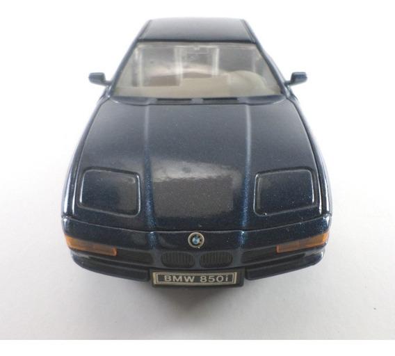 Auto Colección Bmw 850i - Welly - Escala 1/24