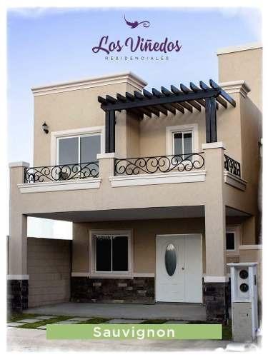 Casa Residencial De 3 Recámaras En Pachuca
