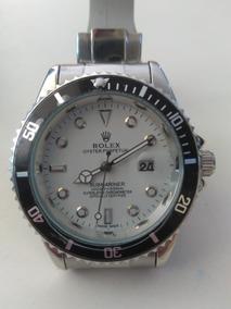 Relógio Luxo Masculino Pulseira Aço Novo Na Caixa Oferta
