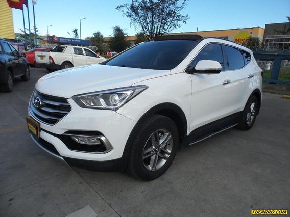 Hyundai Santa Fe Premium Mt 2400cc 4x2
