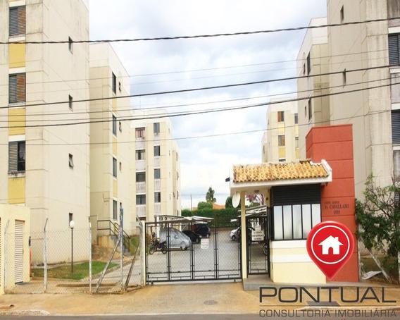 Apartamento Edifício Cavallari (ref.:ap00142) - Ap00142 - 32815278