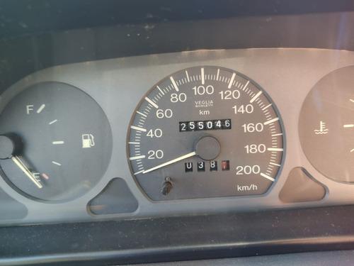 Fiat Palio 96 1.5 Preto