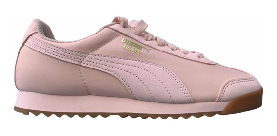 Tenis Puma Roma Junior Rosa 359841 06 Dancing Originals