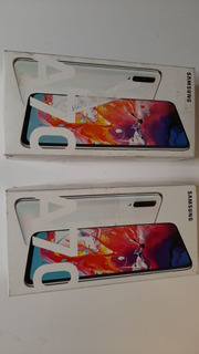 Celular Samsung A70 Semi Novo Com Todos Os Acessórios.