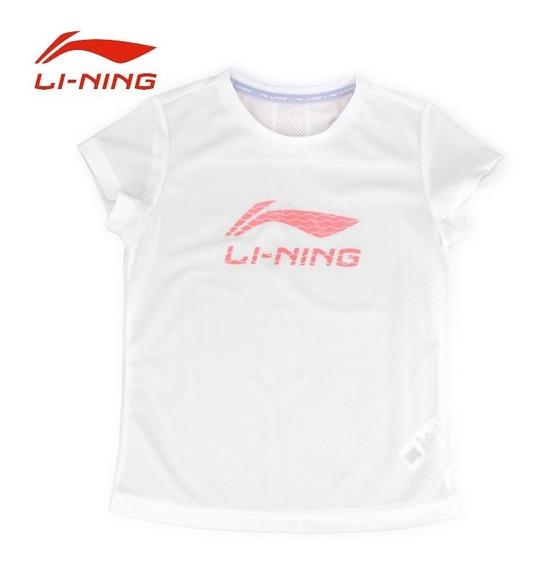 Playera Li-ning Kids Modelo: Yhsn022-6