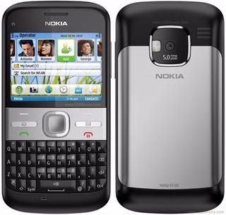 Nokia E5 Reacondicionado A Nuevo En Caja Excelente Oferta!!
