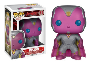 Funko Pop Marvel Vision 71 Avengers Age Of Ultron