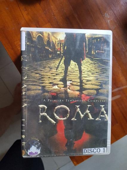 Roma - 1ª Temporada Completa - 6 Dvds Originais
