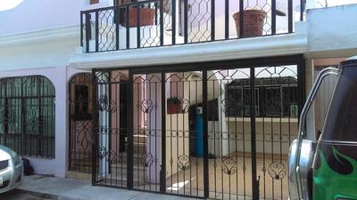 Casa 5 Recamaras,3 Banos Completos,calentador Solar Y Climas