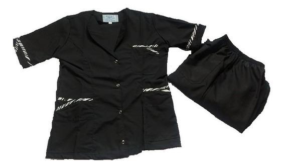 Ambos Arciel Escote En V (casaca Dama + Pantalón)