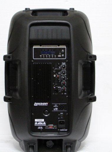 Caixa De Som 15 Com 220w, Mp3 E Bluetooth Lsx15a Lexsen