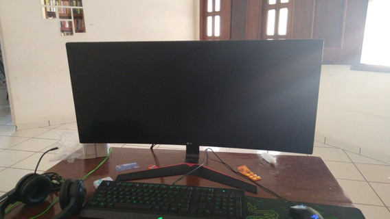 Monitor Gamer, Lg, Curvo Widescreen, 34uc79g, Full Hd, 34