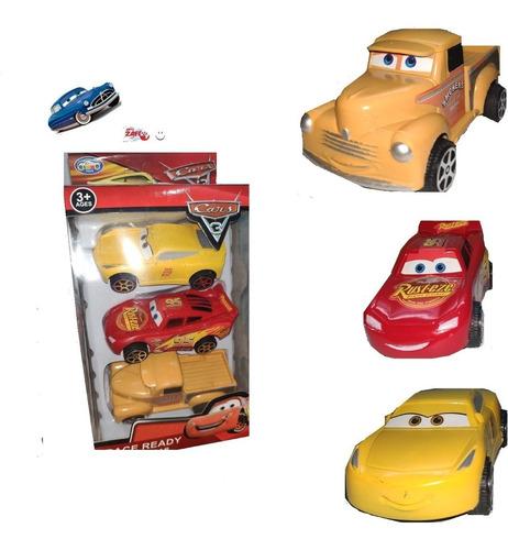 Cars Y Sus Amigos Método Impulso